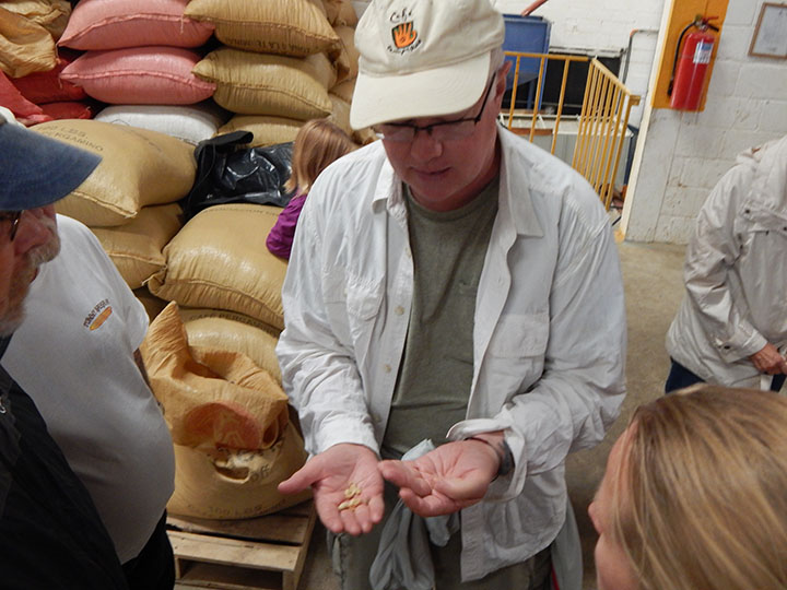 Wholesale Fair Trade Coffee Distribution