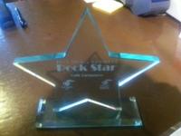 Cafe Campesino Small Business Rock Star Award 2013